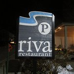 Riva - sign in back