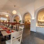 Cafe & Restaurant im Kreuzgewölbe