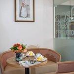Lounge im Cafe & Restaurant