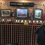 Coyote Moon - wine racks
