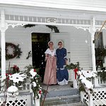 """Porch awarded prize for """"Victorian Elegance"""" in Festive Doors Competition"""