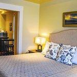 King Suite comfort