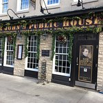 Sir John's Public House - front view from other side