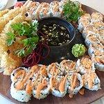 Foto van Delivery Sushi