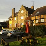 The Crown Inn at Hopton Wafers