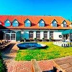 Vooraanzicht Hotel Restaurant De Leygraaf Heeswijk-Dinther