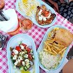 Food at Pantlika