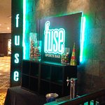 The Fuse Sports Bar at Opryland Resort in Nashville, TN