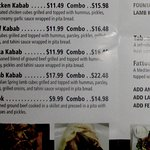 List of Kababs