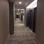 Hallway ... very calm and refined atmosphere