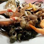 Assiette de fruits de mer 1pers