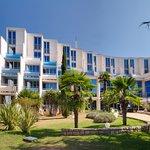 Valamar Crystal Hotel exterior