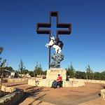 The Coming King Sculpture Prayer Gardens
