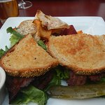 BLT at Up The Creek