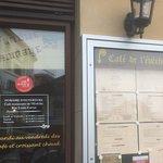 Foto de Cafe de l'Eveche