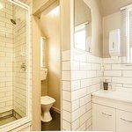 classic studio bathroom
