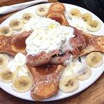 penguin pancakes! yum!