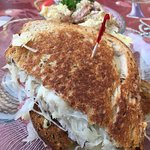 My Rueben Sandwich