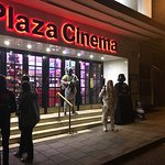 Well Plaza. Once again, giving us geeks the chance to enjoy Star Wars as soon as it comes out.