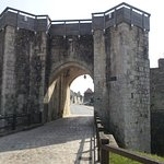 The Saint-Jean's Gate and The Ramparts