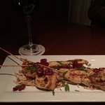 Cider Chicken Skewers