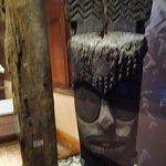 Polynesian deity