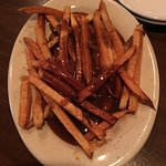 French fries with gravy