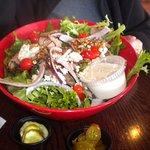 Black & Bleau Salad