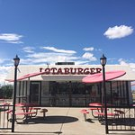 Lotaburger in Taos