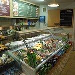 the deli counter in o'briens