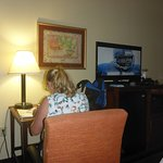 Hampton Inn Beaumont Foto
