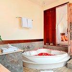 Bathroom at Pool Deluxe Villa