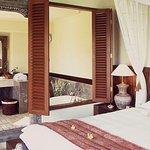 Bedroom of Pool Deluxe Villa