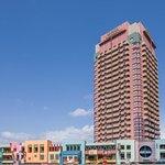 โรงแรมคินเตสึ ยูนิเวอร์แซล ซิตี้
