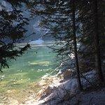 Lago di Braies (ghiacciato)