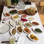 Best breakfast in Tel Aviv!!! Across the street from the old Abuelafia Bakery is their newish re