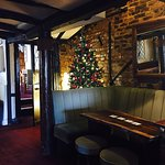 Christmas at Ye Olde anchor inn