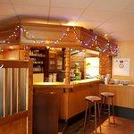 Weihnachten in der Pizzeria Da Lino