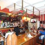 The Bar in Casa De Pasta Retaurant