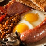 CXO Full English Breakfast