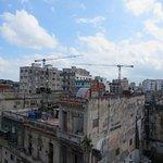 Sicht auf Stadt