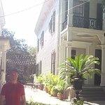 La casa de la Familia Degas