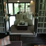 Luxury accomodation in individual chalets