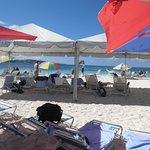 Sun, Shade, Chairs, and beautiful water!!