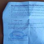 Polic report