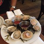 $1 oysters