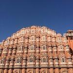 Visit of the Hawa Mahal in Jaipur