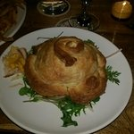 Chicken Pie - delicious