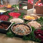 You Will Love Our Amazing Salad Bar!