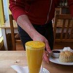 Golden Milk (turmeric)